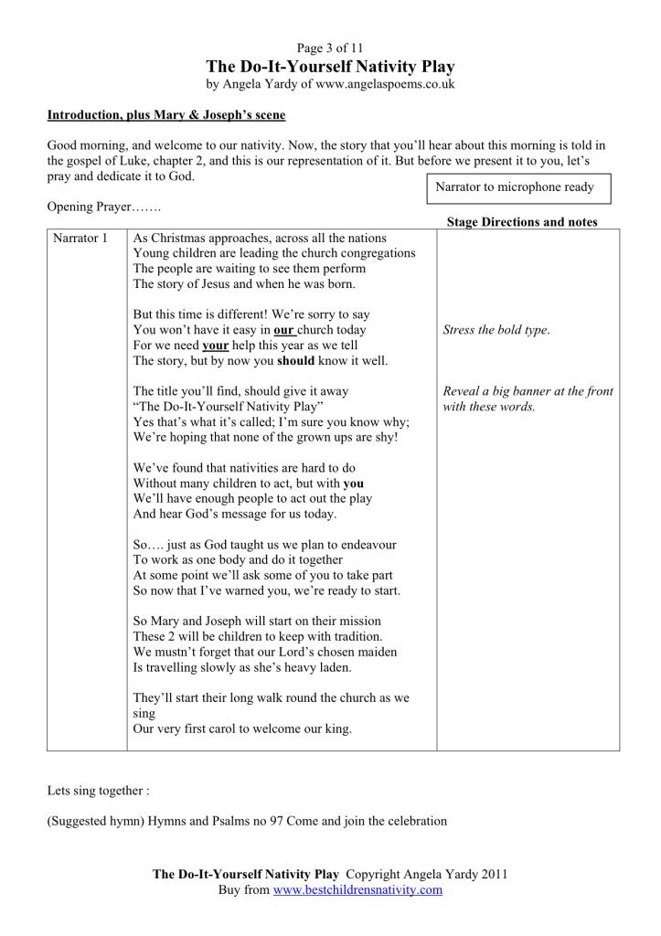 Script preview of the d i y nativity script best childrens script preview of the d i y nativity script p3 solutioingenieria Images