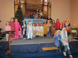 Nativity Group Photo | Best Childrens Nativity
