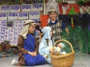 The Simplest Nativity Play Ever | Best Children's Nativity