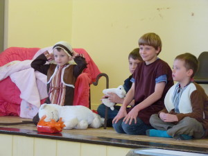 Shepherds | Best Childrens Nativity