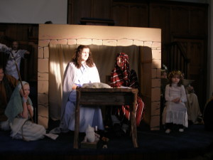 Tableau scene | Best Childrens Nativity