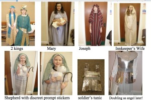 The Cast Baby Jesus | Best Childrens Nativity