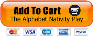 The Alphabet Nativity Add to Cart Button