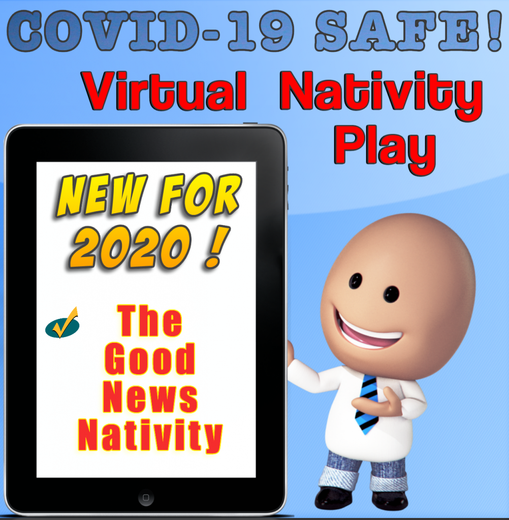 COVID-19 Safe Good News Nativity Play